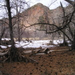 Wintertime in Bandelier