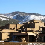 Taos Pueblos is still an Active Pueblo