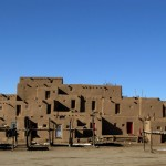 Traditional Pueblo Dwellings